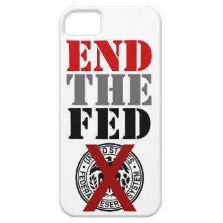 Termine el FED - caso del iPhone 5 iPhone 5 Cárcasa