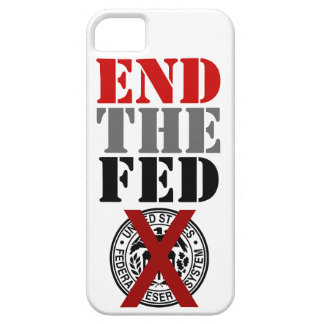Termine el FED - caso del iPhone 5 Funda Para iPhone SE/5/5s