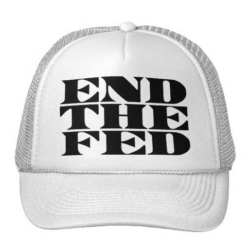 Termine el FED Gorro