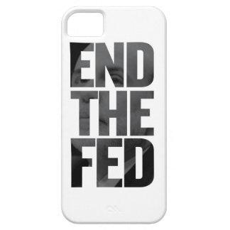 Termine el FED iPhone 5 Funda