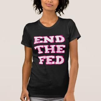 Termine el FED Playera