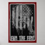 ¡Termine el FED! Poster