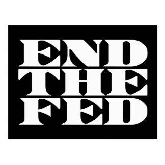 Termine el FED Tarjetas Postales