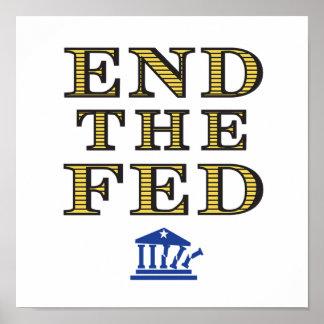 TERMINE el poster de FED