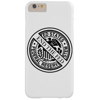 Termine el sistema de FED Federal Reserve Funda Barely There iPhone 6 Plus