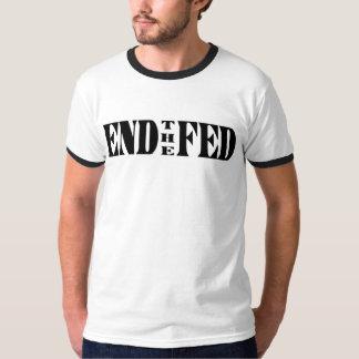 Termine la camiseta de FED