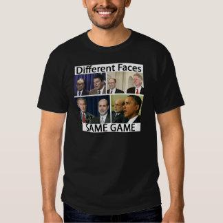 Termine la camiseta de FED Remera