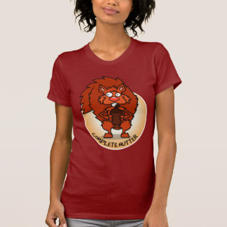 Termine la camiseta femenina de Nutter Camisas