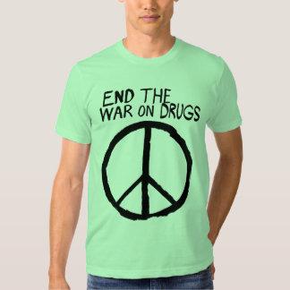 Termine la guerra en las drogas playeras