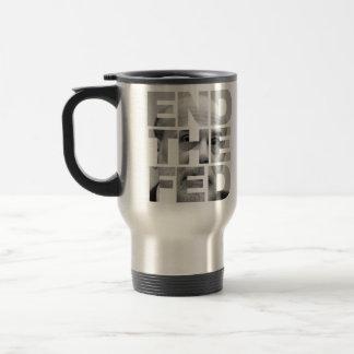 Termine las tazas de FED