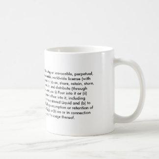 Términos de la taza del servicio
