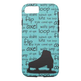 Términos patinadores con el caso del iPhone 7 del Funda iPhone 7