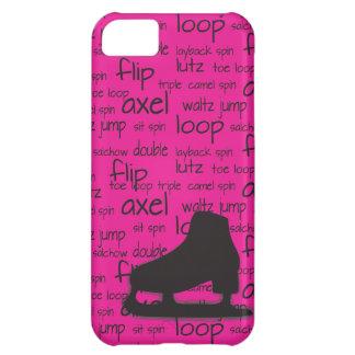 Términos patinadores con el caso del iPhone del pa Funda Para iPhone 5C