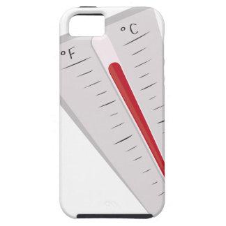 Termómetro caliente iPhone 5 funda