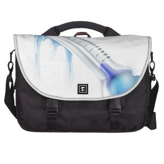 Termómetro congelado frío bolsas de portátil