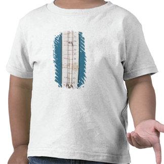 Termómetro superado con un capo phrygian camisetas
