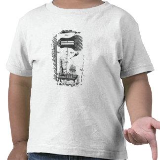 Termómetros y pirómetros camisetas