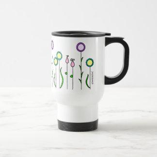 Termosmugg flower discount/Flowerbed Mug