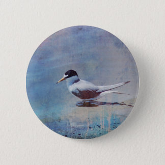 Tern by the Shore Button