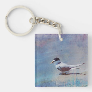 Tern by the Shore Keychain
