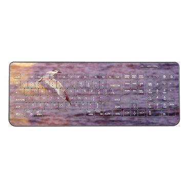 Tern Dreams Wireless Keyboard