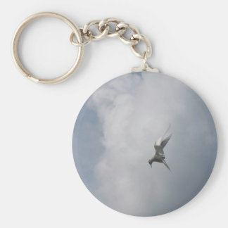 Tern in the Sky key chain