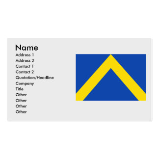 Ternat, Belgium Double-Sided Standard Business Cards (Pack Of 100)