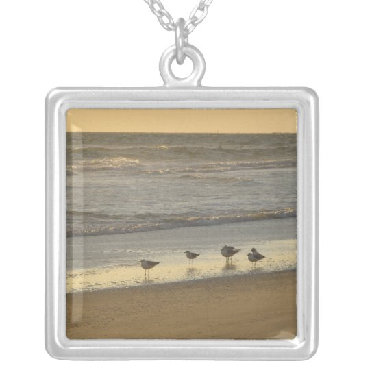 Terns and Terns of Fun Necklace