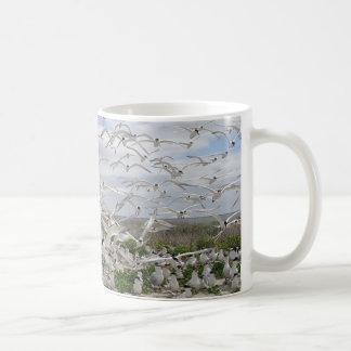 Terns, terns, terns... coffee mug