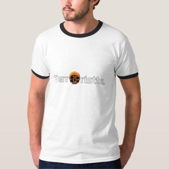 Teroristte. - Skull Professional. T-Shirt