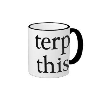 Terp esta taza