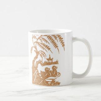 Terra Cotta Ducks Coffee Mug