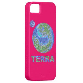 Terra Earth Art iPhone 5 Case