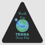 Terra Earth Day Every Day Stickers