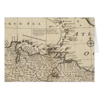 Terra Firma, Caribbean Cards