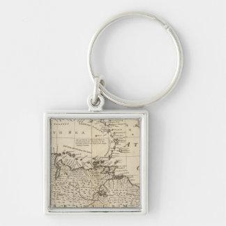 Terra Firma, Caribbean Key Chains