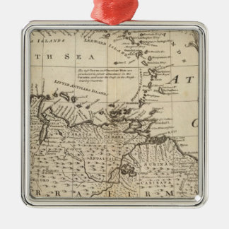 Terra Firma, Caribbean Metal Ornament