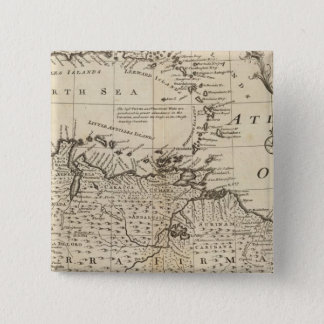 Terra Firma, Caribbean Pinback Button