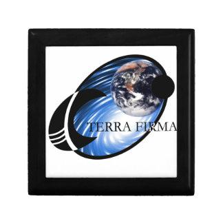 Terra Firma Keepsake Box