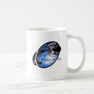 Terra Firma Classic White Coffee Mug