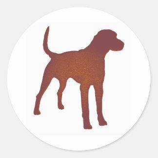 Terra Firma One Classic Round Sticker