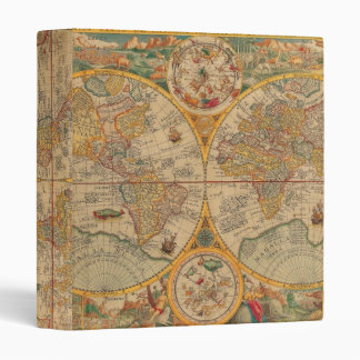Terra Incognita 3 Ring Binder