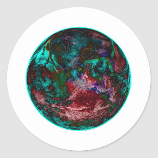 Terra Luna Classic Round Sticker