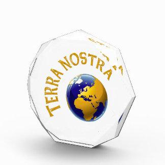 Terra Nostra Acrylic Award