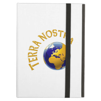 Terra Nostra iPad Air Cover