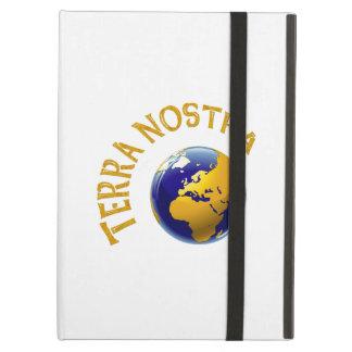 Terra Nostra iPad Folio Case
