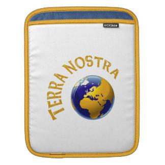 Terra Nostra iPad Sleeve