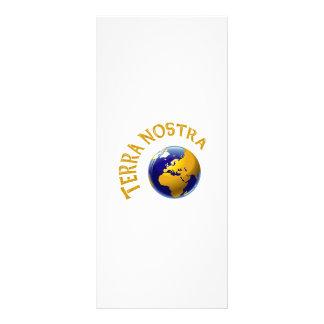 Terra Nostra Rack Cards