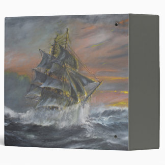 Terra Nova heads into a fierce Gale Dawn 3 Ring Binder