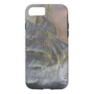 Terra Nova heads into a fierce Gale Dawn iPhone 8/7 Case
